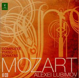 Wolfgang Amadeus Mozart: Complete Piano Sonatas (6CD, Erato)