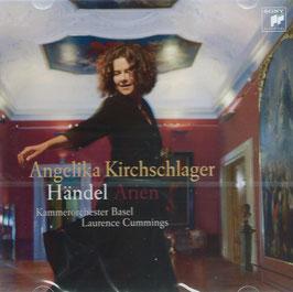 Georg Friedrich Händel: Arien (Sony)