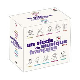 Un Siècle de Musique Française: Berlioz, Saint-Saëns, Debussy, Fauré, Ravel, Poulenc, Messiaen, Dutilleux, Boulez (25CD, Sony)