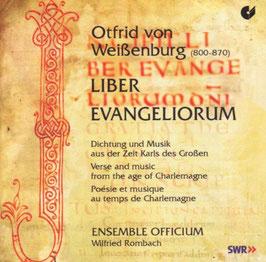 Otfrid von Weissenburg: Liber Evangelicorum, Dichtung und Musik aus der Zeit Karls des Grossen (Christophorus)