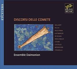 Discorsi delle Comete (Olive Music)