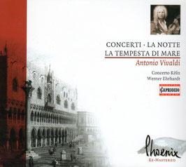 Antonio Vivaldi: Concerti, La Notte, La Tempesta di Mare (Capriccio)