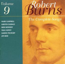 Robert Burns: The Complete Songs, volume 9 (Linn)