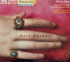 Johann Sebastian Bach, Georg Friedrich Haendel: La Folle Journée de Nantes (Mirare)