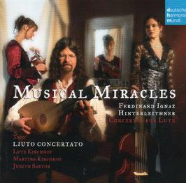 Ferdinand Ignaz Hinterleithner: Concertos for Lute (Deutsche Harmonia Mundi)