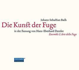 Johann Sebastian Bach: Die Kunst der Fuge (2CD, Oehms)