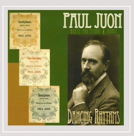 Paul Juon: Music for piano 4 hands (CD Baby)