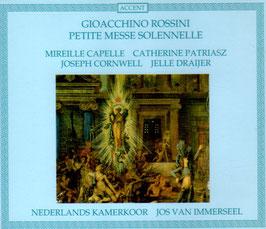 Gioachino Rossini: Petite Messe solennelle (2CD, Accent)