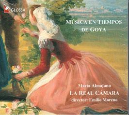 Música en Tiempos de Goya (Glossa)