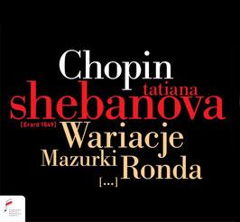 Frédéric Chopin: Wariacje, Mazurki, Ronda (NIFC)