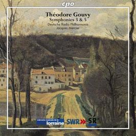 Théodore Gouvy: Symphonies 3 & 5 (CPO)