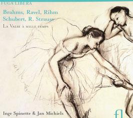 Johannes Brahms: La Valse à mille temps (Fuga Libera)