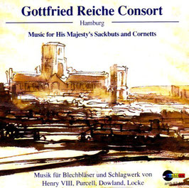 Music for His Majesty's Sackbuts and Cornetts (Ambitus)