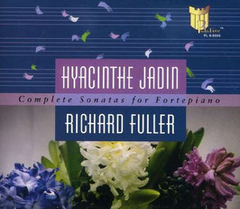 Hyacinthe Jadin: Complete Sonatas for Fortepiano (3CD, Palatine)