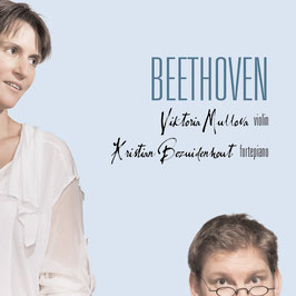 Ludwig van Beethoven: Violin Sonatas 3 & 9 (Onyx)