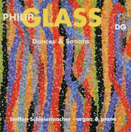 Philip Glass: Dances & Sonata (MDG)