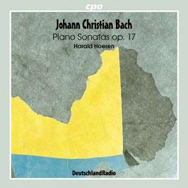 Johann Christian Bach: Piano Sonatas op. 17 (CPO)