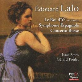 Édouard Lalo: Le Roi d'Ys, Symphonie Espagnole, Concerto Russe (SACD, Praga)