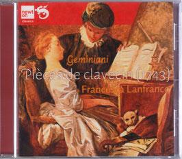 Francesco Geminiani: Pièces de clavecin 1743 (Newton)