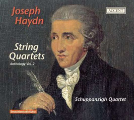 Joseph Haydn: String Quartets Anthology Vol. 2 (Accent)