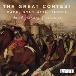 The Great Contest: Bach, Scarlatti, Handel (Loft)