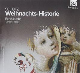 Heinrich Schütz: Weihnachts-Historie (Harmonia Mundi)