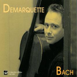 Johann Sebastian Bach: 6 Suites pour violoncelle seul (2CD, FAE)