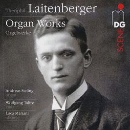 Theophil Laitenberger: Organ Works (MDG)