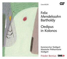 Felix Mendelssohn-Bartholdy: Oedipus in Kolonos (Carus)