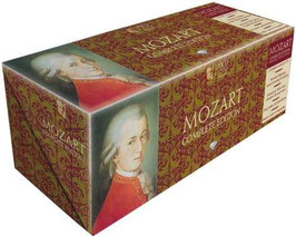 Wolfgang Amadeus Mozart: Complete Edition (170CD, Brilliant)