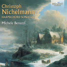 Cristoph Nichelmann: Harpsichord Sonatas (2CD, Briliant)