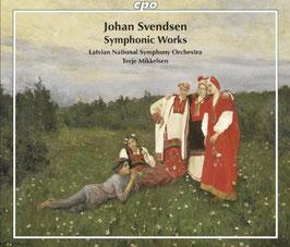 Johan Svendsen: Symphonic Works (3CD, CPO)