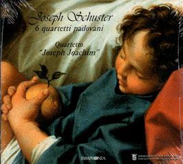 Joseph Schuster: 6 Quartetti Padovani (Symphonia)
