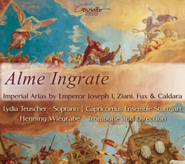 Alme Ingrate: Imperial Arias by Emperor Joseph I, Ziani, Fux & Caldara (Coviello Classics)