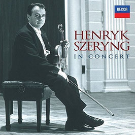 Henryk Szering in Concert (13CD, Decca)