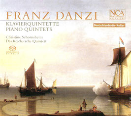 Franz Danzi: Piano Quintets (SACD, NCA)