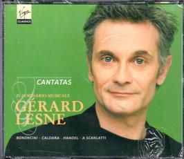 Gérard Lesne: Cantatas Bononcini, Caldara, Handel, Scarlatti (5CD, Virgin Classics)