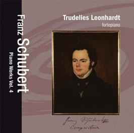 Franz Schubert: Piano Works IV (Globe)