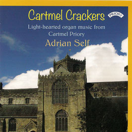 Cartmel Crackers, Light-hearted organ music from Cartmel Priory (Priory)