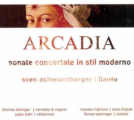 Arcadia, Sonate concertate in stil moderno (Thorofon)