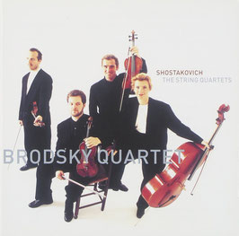 Dmitri Shostakovich: The String Quartets (6CD, Warner)