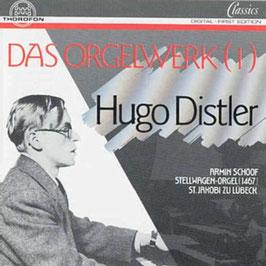 Hugo Distler: Das Orgewerk (1) (Thorofon)