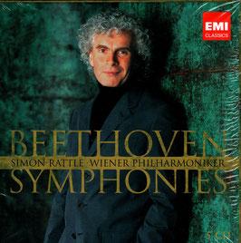 Ludwig van Beethoven: Symphonies (complete) (5CD, EMI)