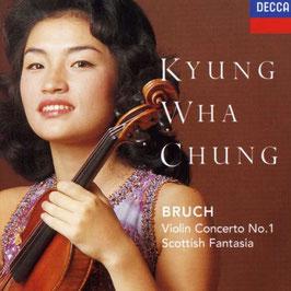 Max Bruch: Violin Concerto No. 1, Scottish Fantasia (Decca)