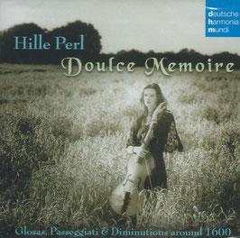 Doulce Memoire: Glosas, Passeggiati & Diminutions around 1600 (Deutsche Harmonia Mundi)
