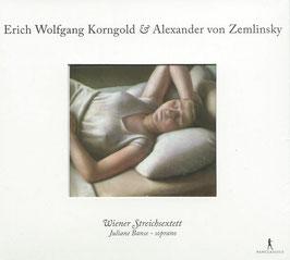 Erich Wolfgang Korngold, Alexander von Zemlinksy: Sextets (Pan Classics)