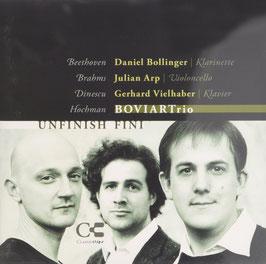 Unfinish Fini: Beethoven, Brahms, Dinescu, Hochman (GWK)