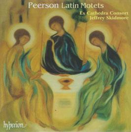 Martin Peerson: Latin Motets (Hyperion)