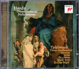 Franz Joseph Haydn: Theresienmesse, Nelsonmesse (Sony)