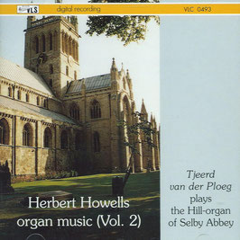Herbert Howells: Organ Music, vol. 2 (VLS)